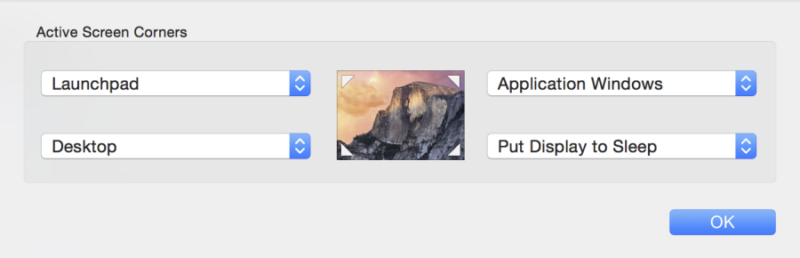 How to Set up Hot Corners Shortcuts on Your Mac